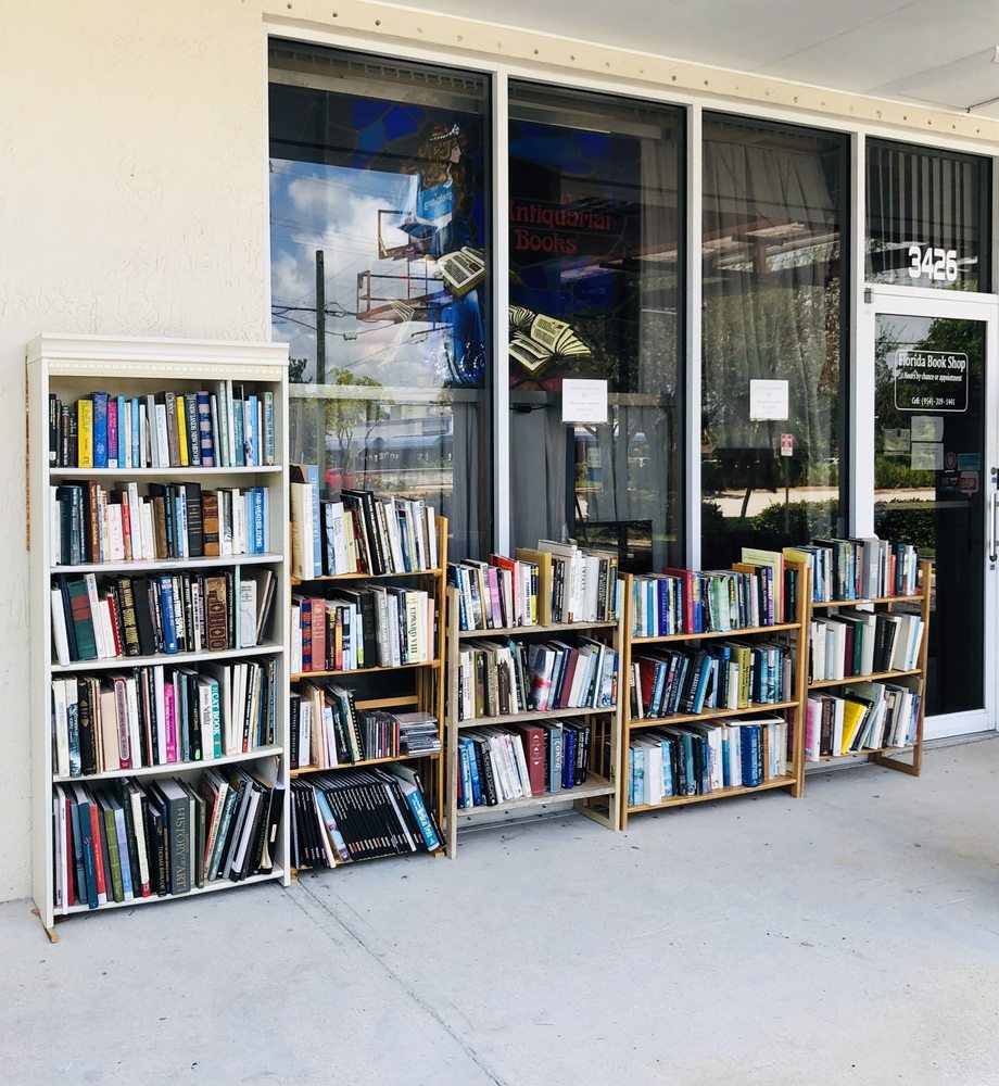 Old Florida Book Shop: 3426 Griffin Rd, Fort Lauderdale, FL