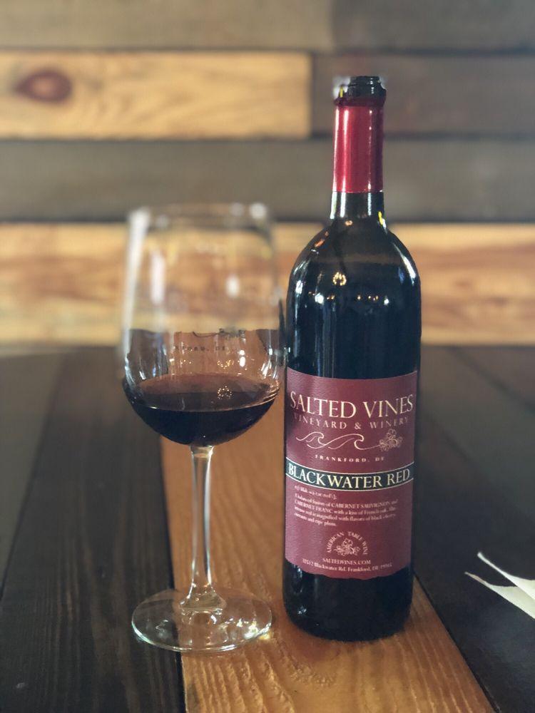 Salted Vines Vineyard & Winery: 32512 Blackwater Rd, Frankford, DE