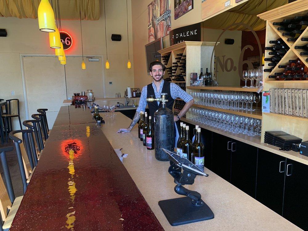 Coeur d'Alene Cellars Winery: 3890 N Schreiber Way, Coeur d'Alene, ID