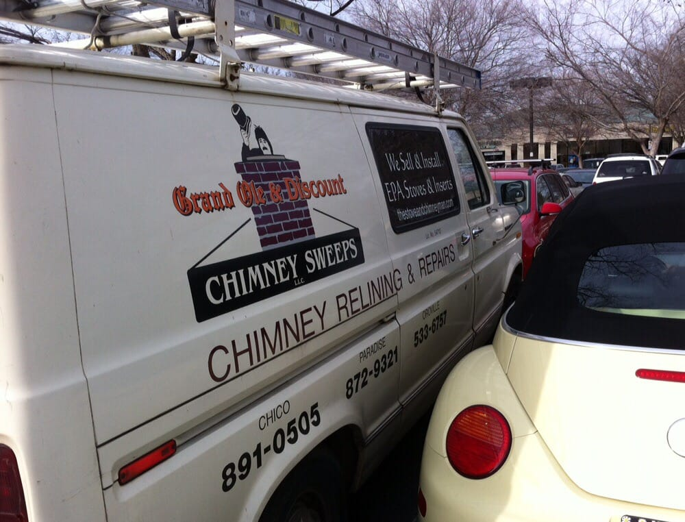 Grand Ole & Discount Chimney Sweeps - Contractors - Durham, CA ...