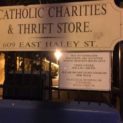 Catholic Charities - 12 Reviews - Thrift Stores - 609 E