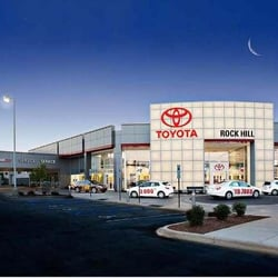 Car Dealerships In Rock Hill Sc >> Toyota Of Rock Hill 37 Photos 45 Reviews Car Dealers