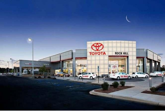 Toyota Of Rock Hill   33 Photos U0026 15 Reviews   Car Dealers   640 Galleria  Blvd, Rock Hill, SC   Phone Number   Yelp