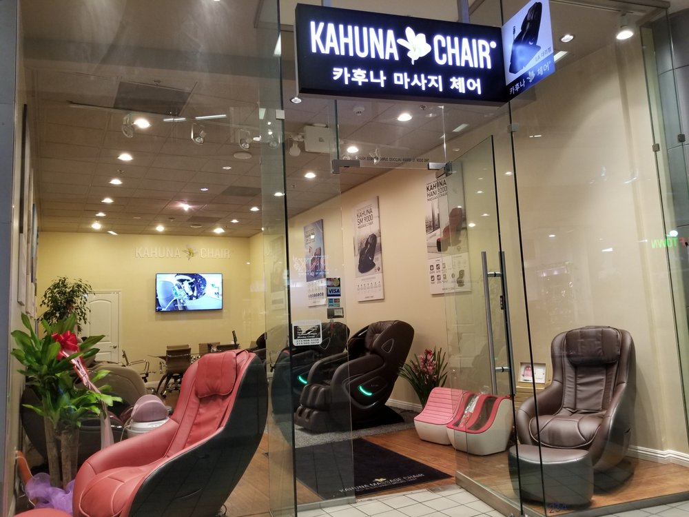 Kahuna Massage Chair - Massage Therapy - 3500 W 6th St, Wilshire ...