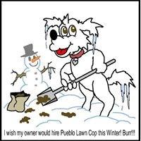 Pueblo Lawn Cop