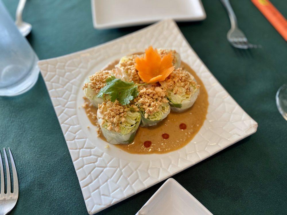 Jutamas Thai Restaurant: 910 Timothy Ln, Hattiesburg, MS