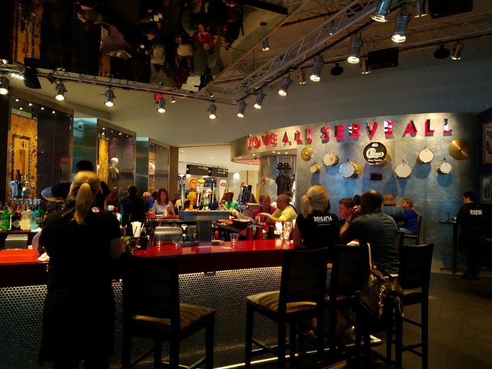 Tampa International Airport Hard Rock Cafe