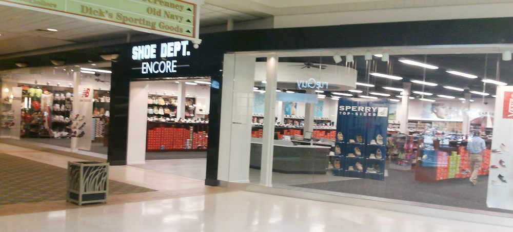 Shoe Dept Encore Shoe Stores 2701 David H Mcleod Blvd Florence