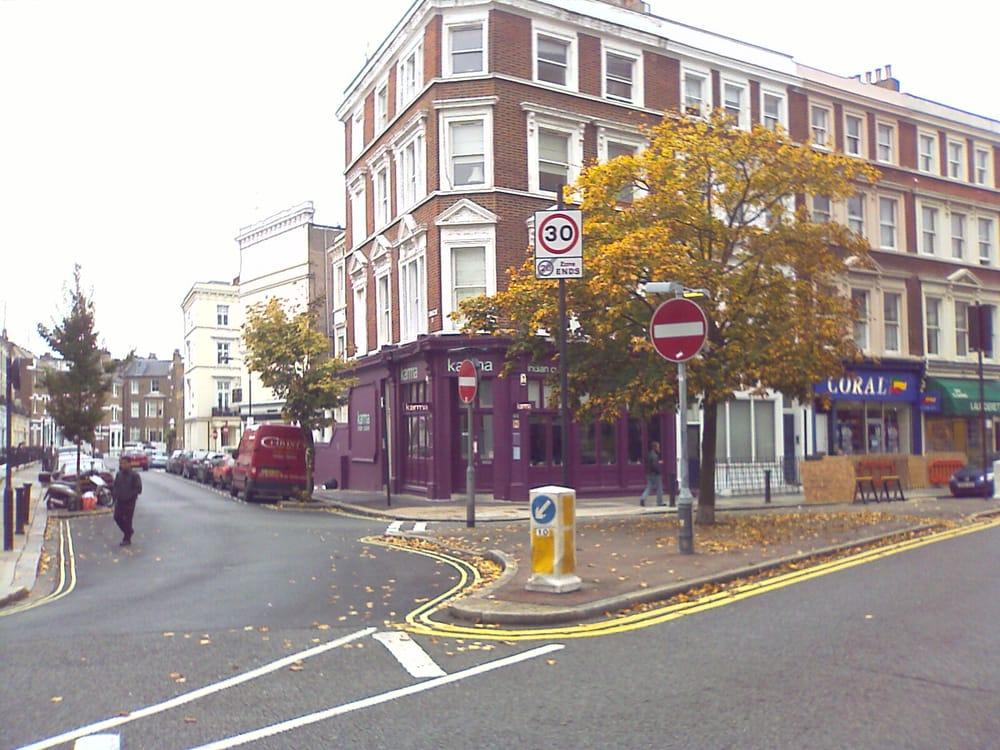 Indian Restaurant Olympia London