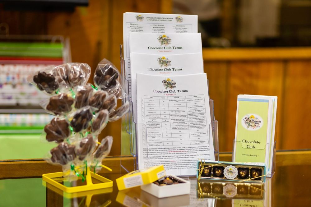 Wildflower Confections & Boutique: 309 N Main St, Darby, MT