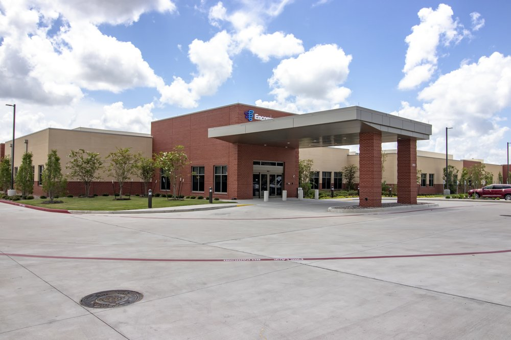 Encompass Health Rehabilitation Hospital of Pearland: 2121 Business Center Dr, Pearland, TX