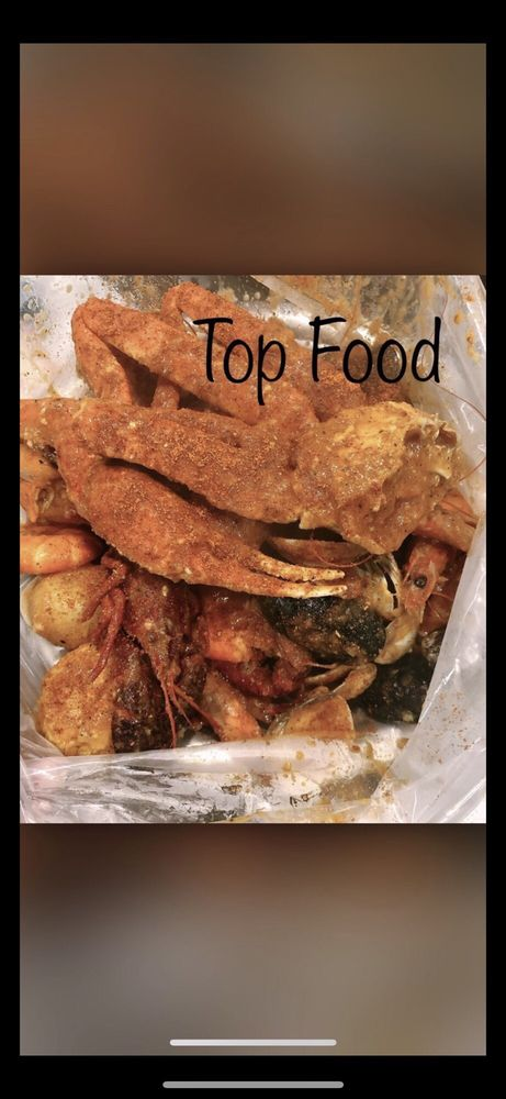 Top Food Seafood Boil: 103 W Kirby Ave, Champaign, IL