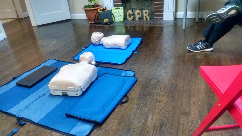 CPR Training School