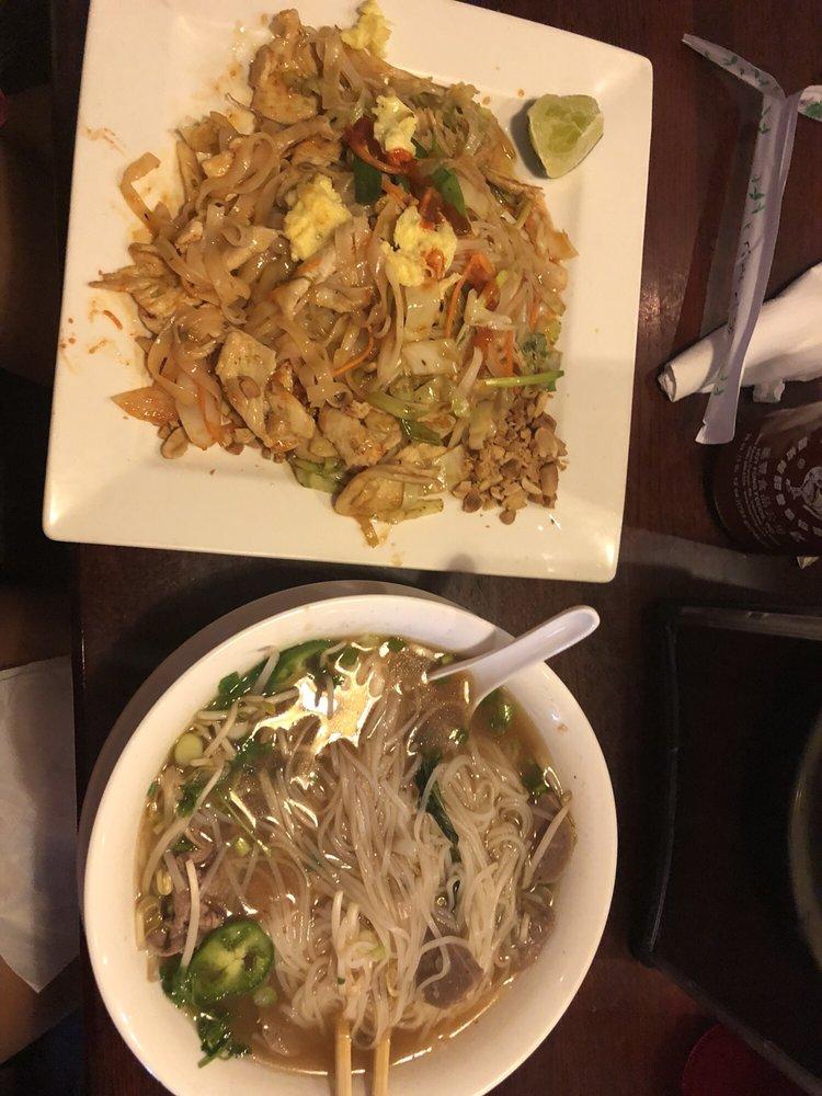 Food from Saigon Kitchen