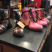 d1d23dd9272 Photo of Dr. Martens Store - Hamburg, Germany. Es gibt auch coole  Gummistiefel