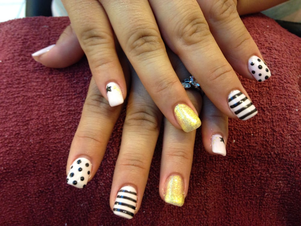 Lilly did an amazing job yelp for 5 star nail salon