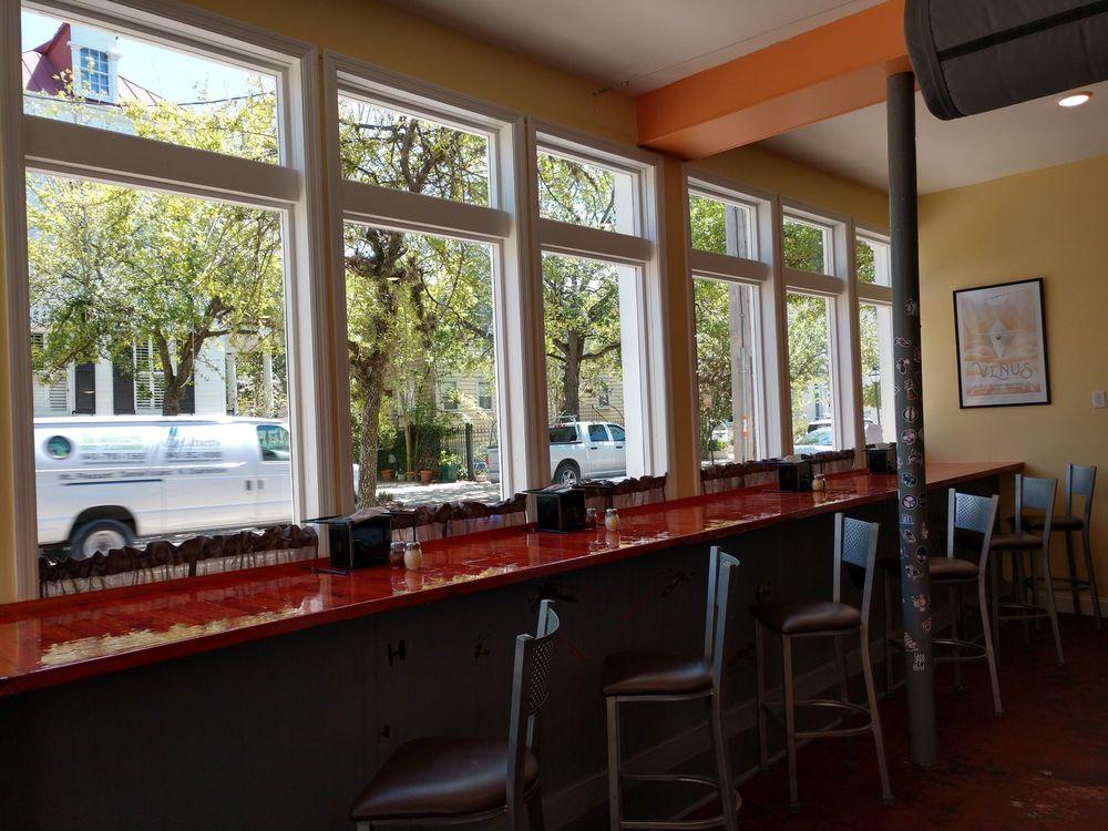 Window counter seating! - Yelp