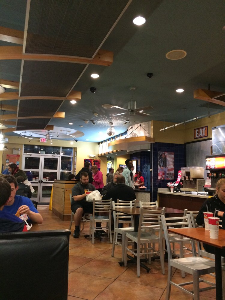 Fast Food Places In Lexington Ky