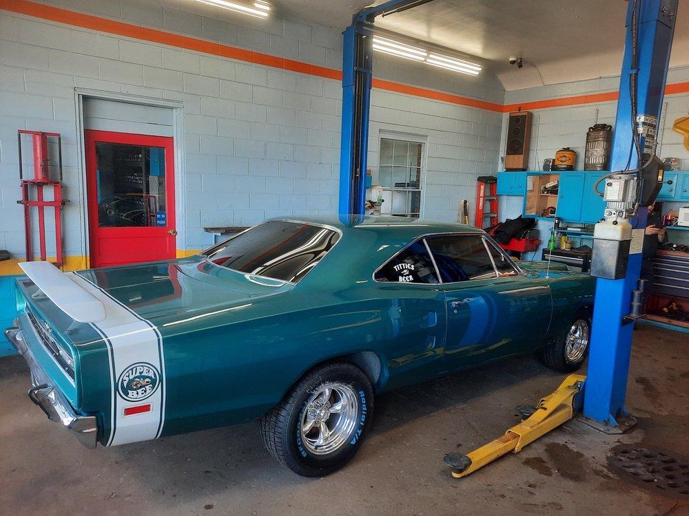 Denny's Muffler Shop & Auto Parts: 14380 Northland Dr, Big Rapids, MI