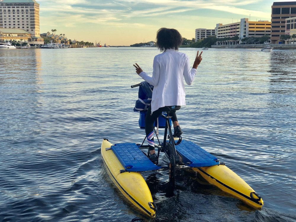 Social Spots from Tampa Bay Water Bike Company