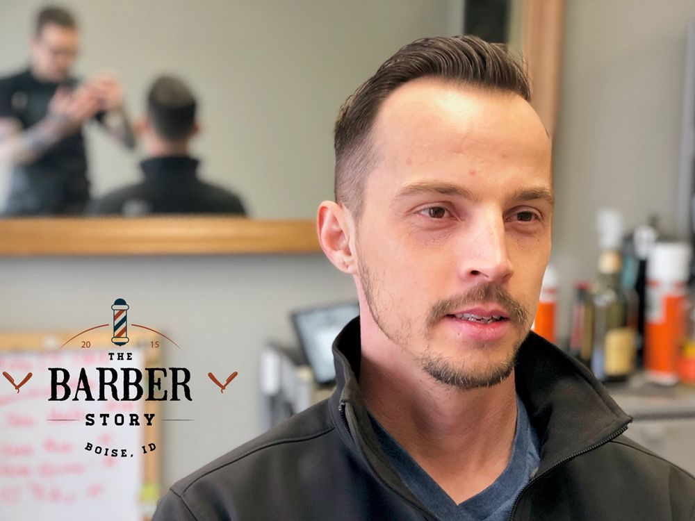 The Barber Story 33 Photos 13 Reviews Barbers 116 N Latah St