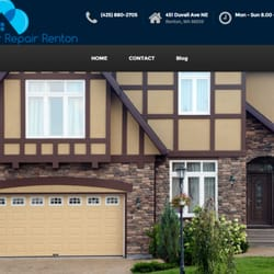 Etonnant Photo Of Garage Door Repair Renton   Renton, WA, United States. Call Now