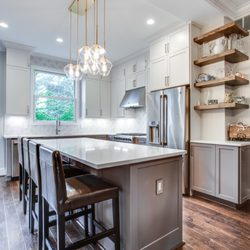 Superbe Photo Of Bath Plus Kitchen Design Remodel   Alexandria, VA, United States
