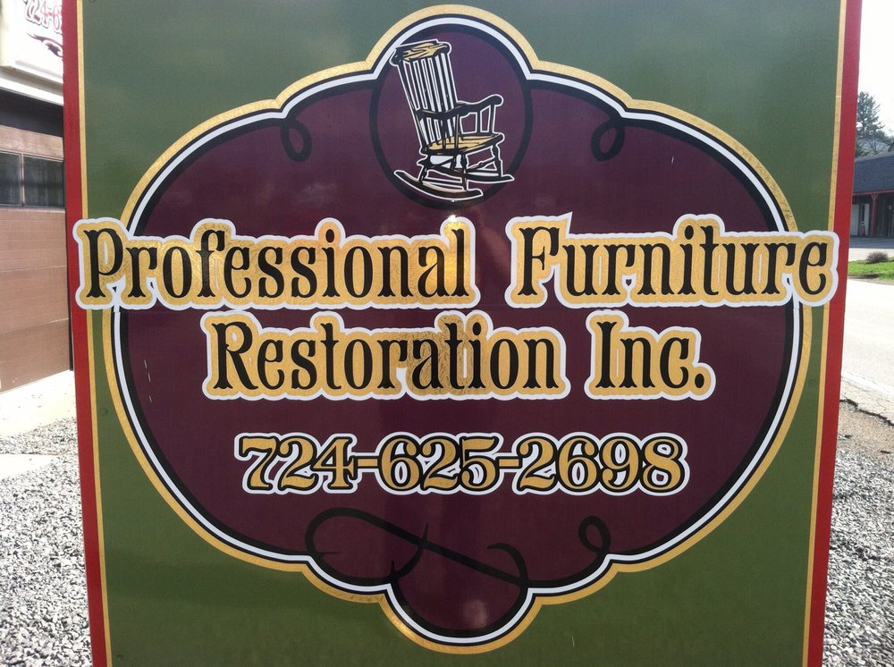 Professional Furniture Restoration Inc: 229 Mars Valencia Rd, Mars, PA
