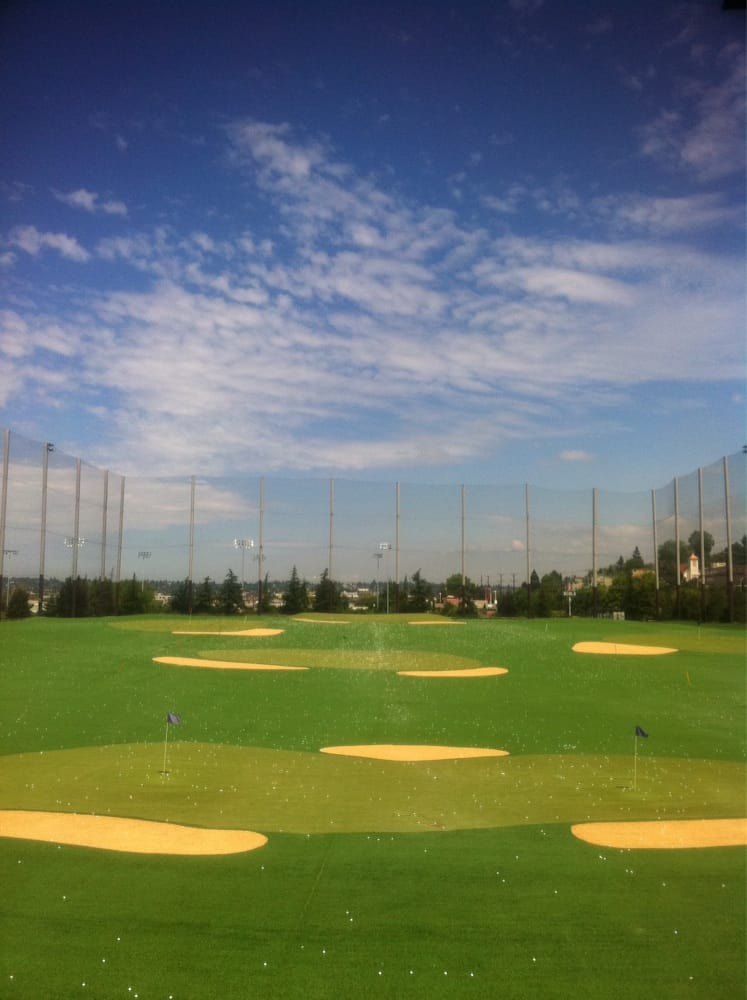 Gorgeous Day For The Driving Range Yelp