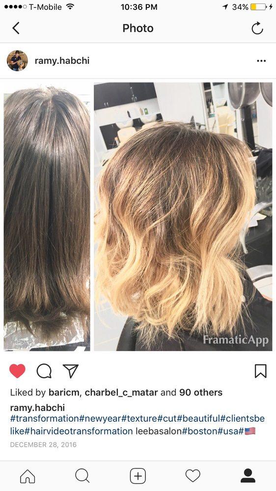 Leeba Salon 76 Photos 199 Reviews Hair Stylists 75 Summer St