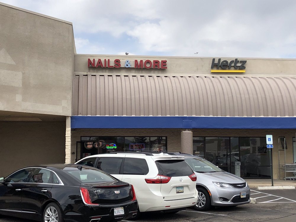 Nails and More: 3731 N Oracle Rd, Tucson, AZ