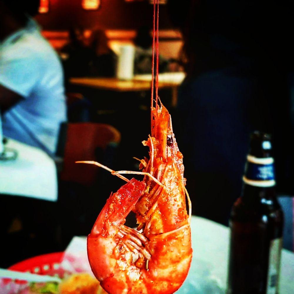 Boiling Seafood Crawfish