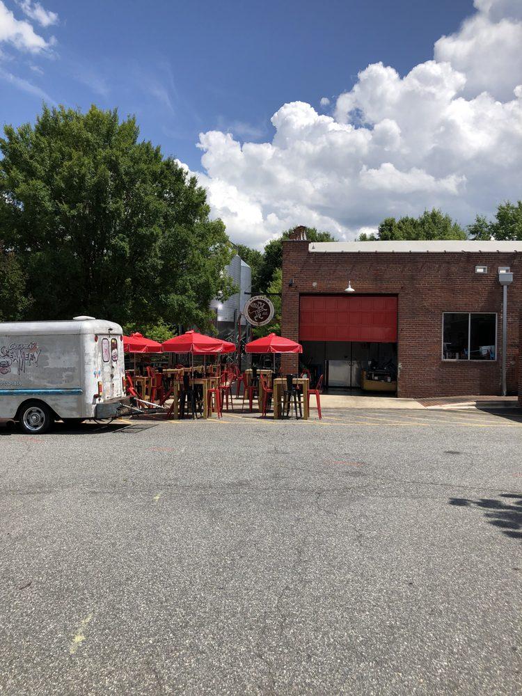 New Sarum Brewing Company: 109 N Lee St, Salisbury, NC