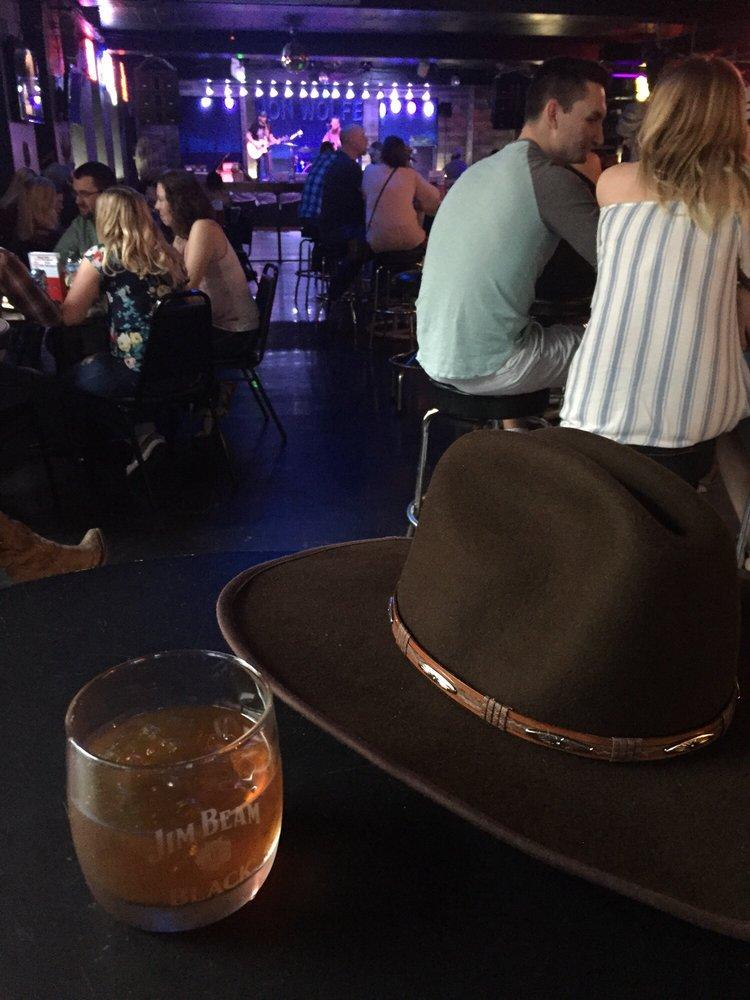 Bourbon Saloon