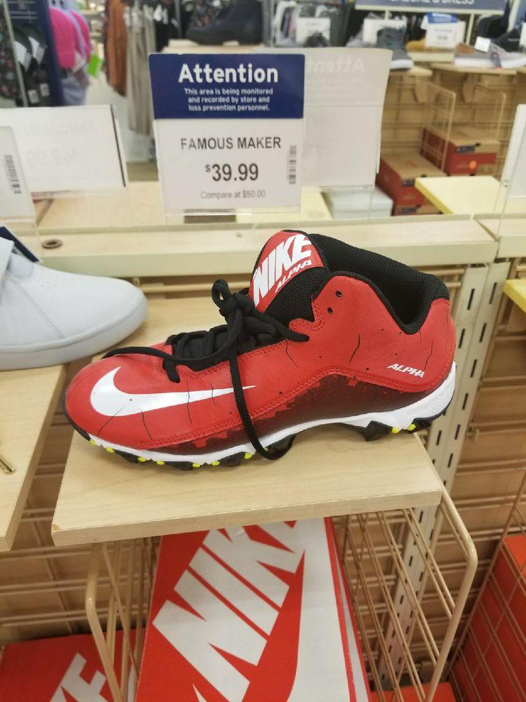 ea9391485ef8 Photo of Marshalls - Washington, DC, United States. Nike cleats $16.99