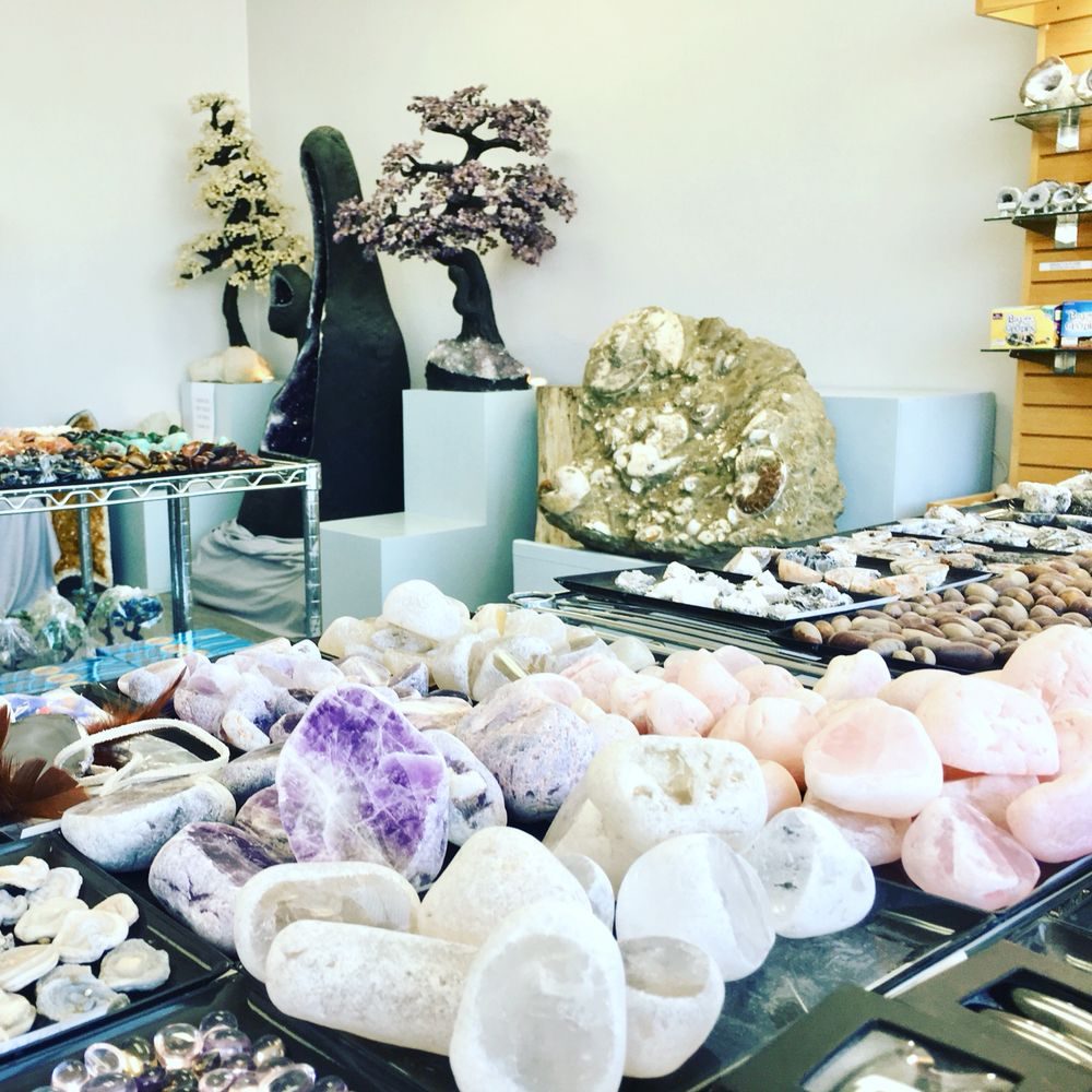 Crystal Gallery Gem Center: 4012 Alameda Ave, El Paso, TX