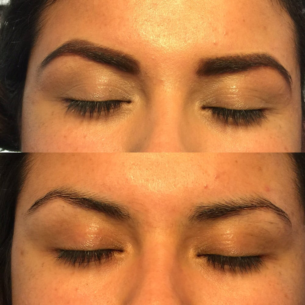 This is why one of your eyebrows is always on fleek (and the other never is)