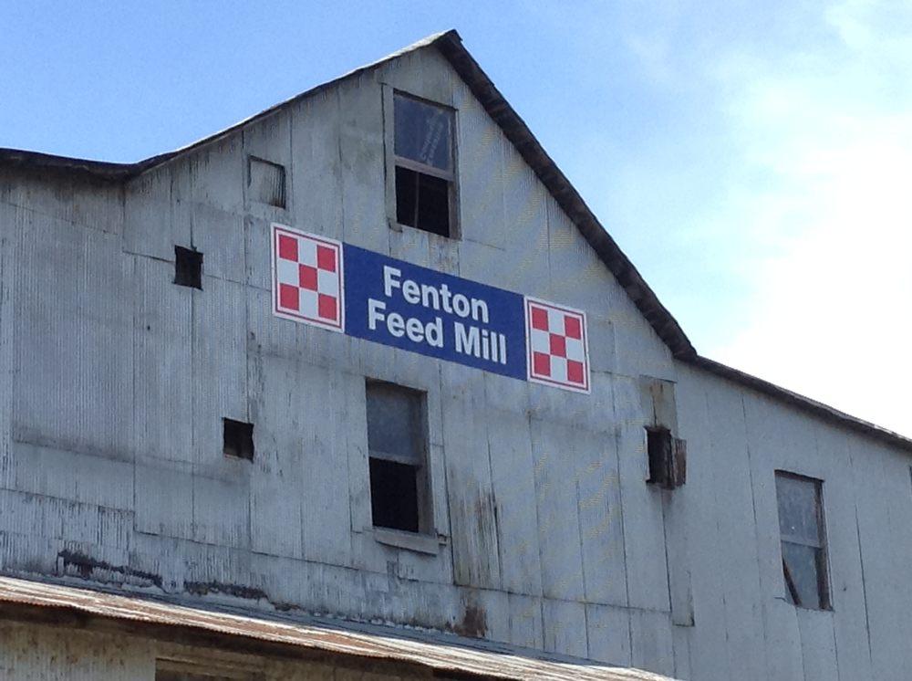 Fenton Feed Mill: 412 Water St, Fenton, MO