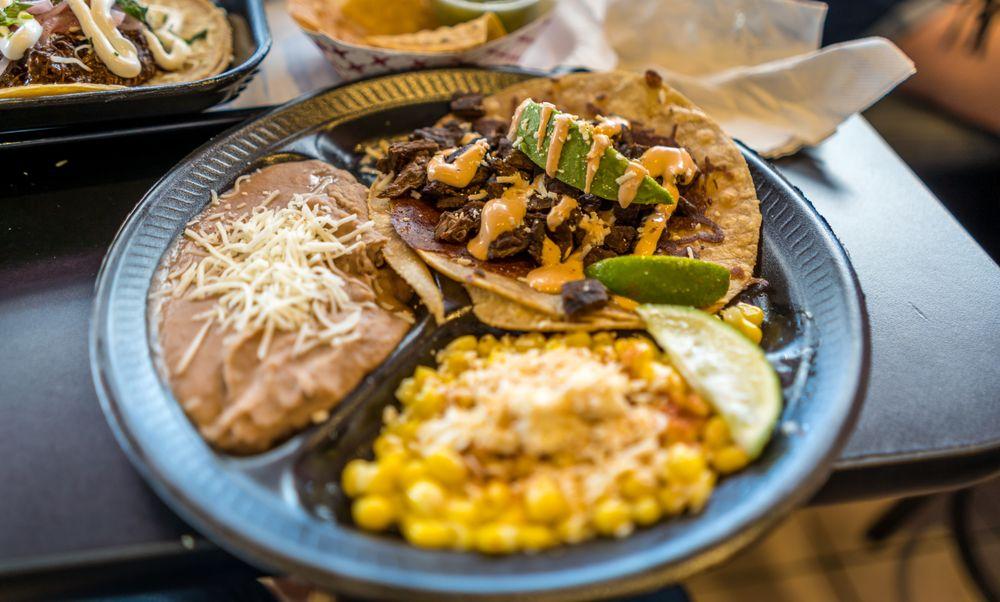 Lucha Libre Gourmet Taco Shop