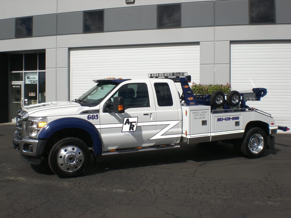 Towing business in Beaverton, OR