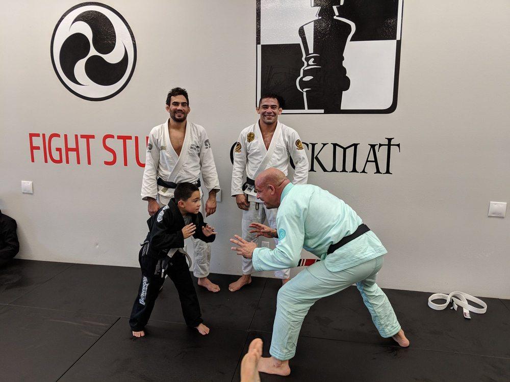 Fight Studio Brazilian Jiu Jitsu Gift