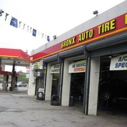 Bronx Auto Tire - CLOSED - Tires - 1810 Cross Bronx Expy