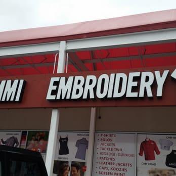 8f4175668a85a Sammi Embroidery - 15 Reviews - Screen Printing T-Shirt Printing ...