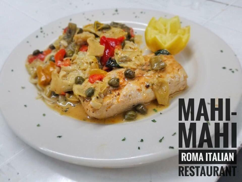 Roma Italian Restaurant: 1705 W Commercial St, Ozark, AR