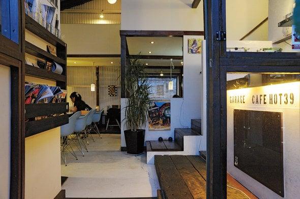 Garage 39 cafe