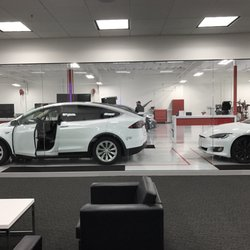 Tesla service center dallas