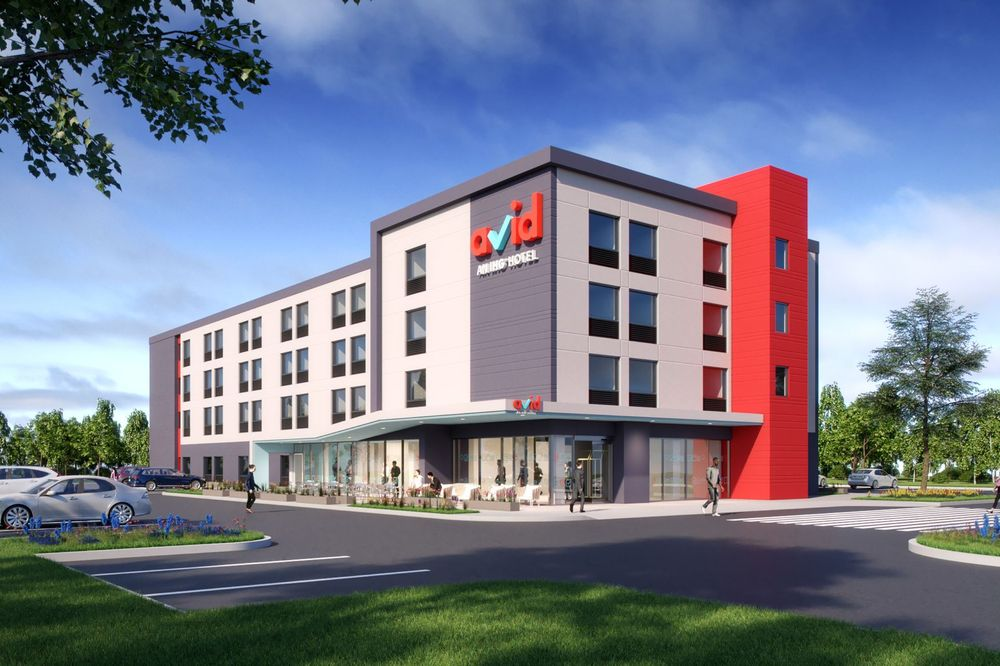 avid hotels Beaumont: 5400 Rexora Dr, Beaumont, TX