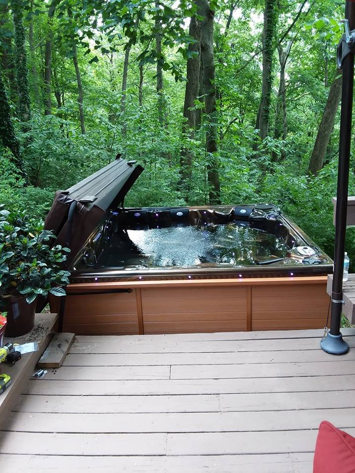 Advanced Spa Repair: 3470 Sweet Potato Ridge Rd, Englewood, OH
