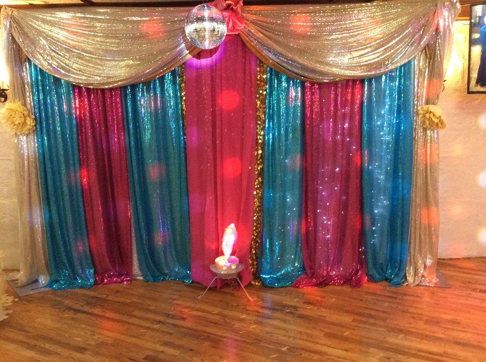 The Sanz Banquet Hall