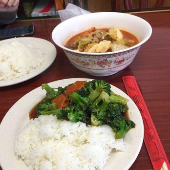 Blacksburg Chinese Restaurants